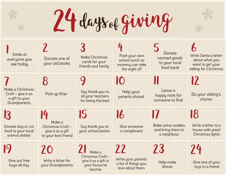 24daysofgiving