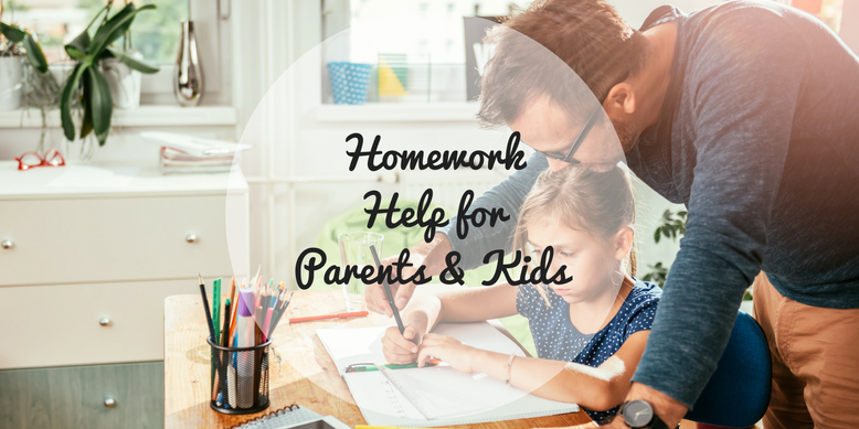 Homework Help for Parents and Kids