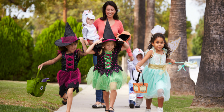 Halloween: A Scary Day for Parents