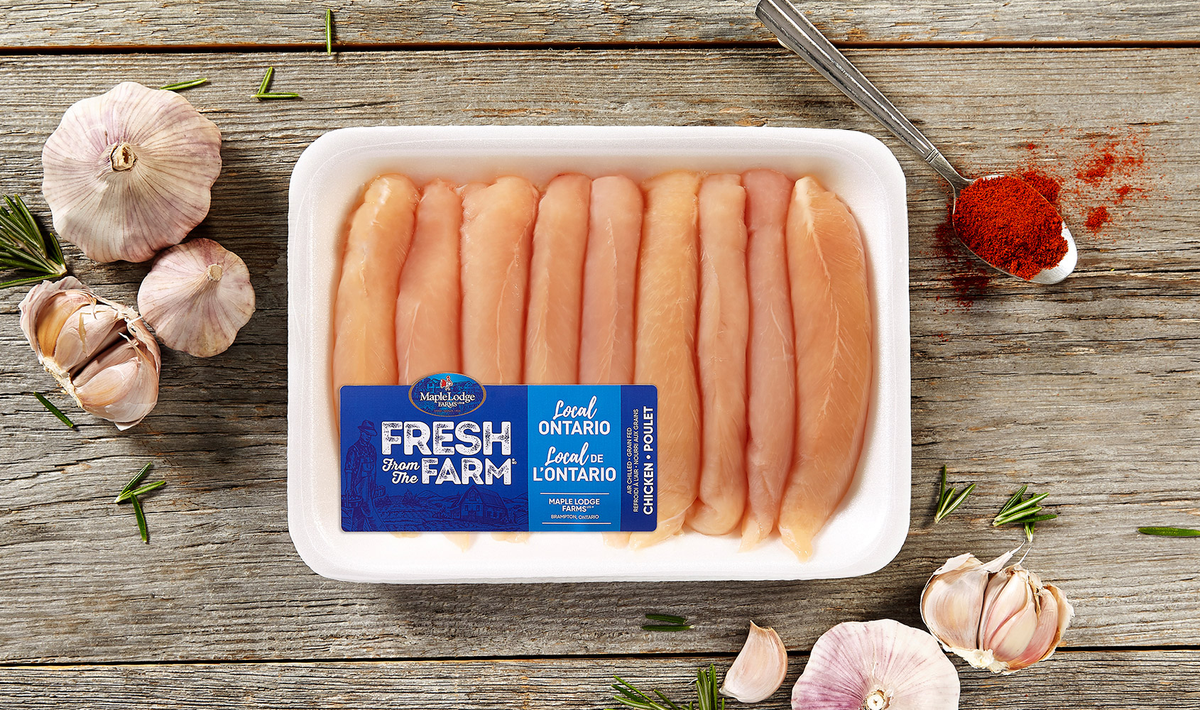 Fresh From The Farm Chicken Fillets – Ontario