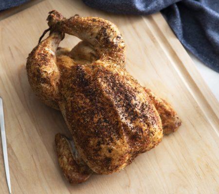 Harvest Slow Cooker Roasted Chicken