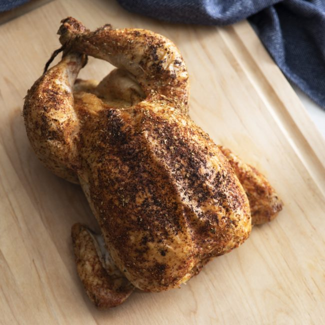 Harvest Slow Cooker Roasted Chicken