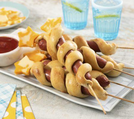 Hot Dog Wands