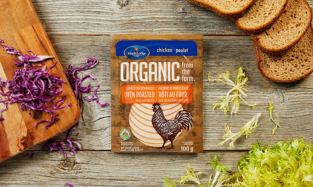 Organic Oven Roasted Chicken Breast