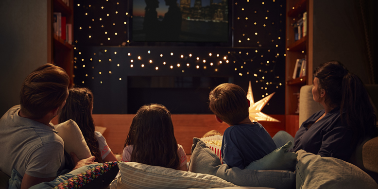Family Day Activity Guide: Movie Marathon