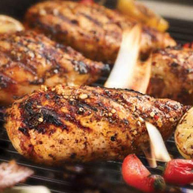 Piri Piri Grilled Chicken Breasts