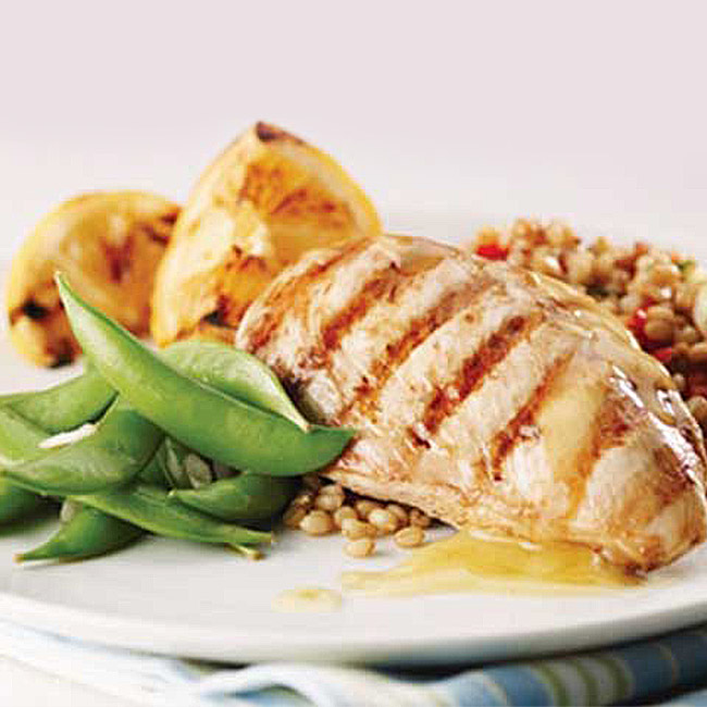 Zesty Chicken Breasts