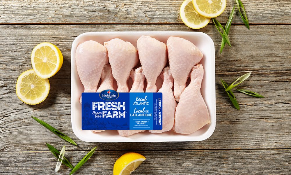 Local Atlantic Fresh From The Farm Chicken Drumsticks