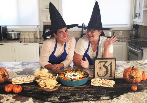 Halloween-inspired Recipes