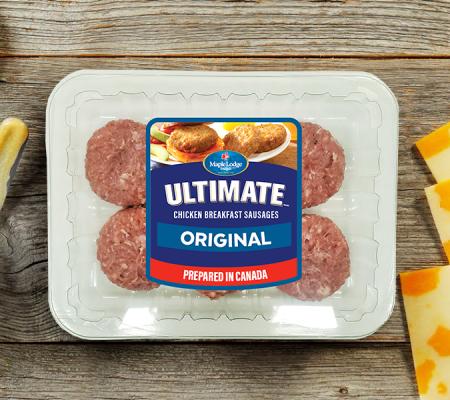 Original Breakfast Rounds Sausages